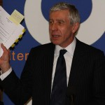 Rt Hon Jack Straw MP at the Libel Reform Campaign parliamentary lobby