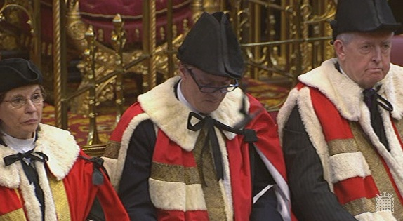 The Leader of the House of Lords